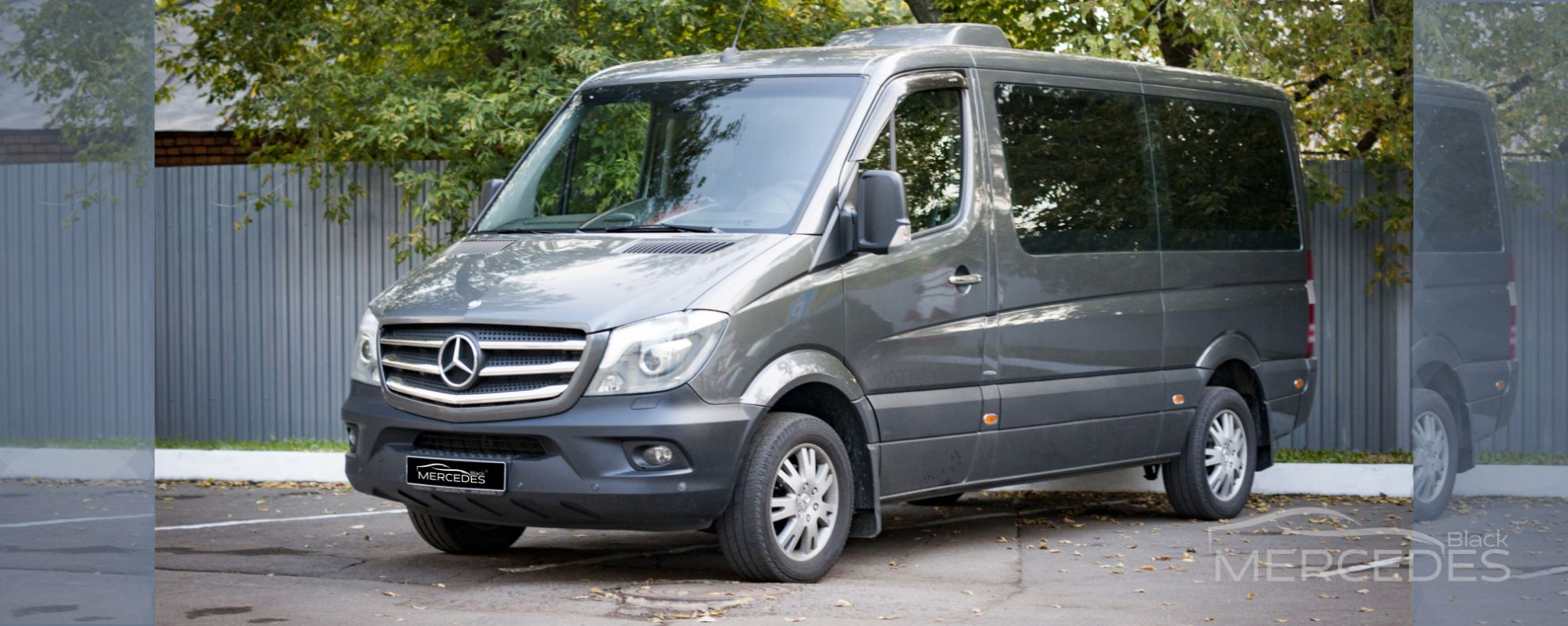 Mercedes Sprinter LUX-0