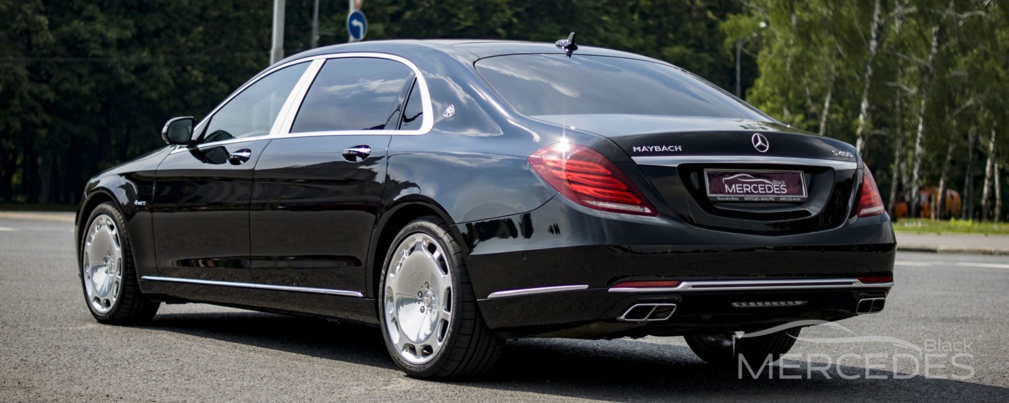 Mercedes Maybach-3