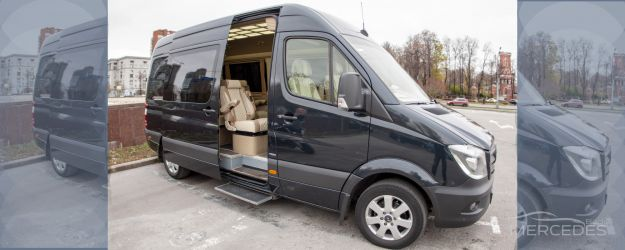Mercedes Sprinter Business Class